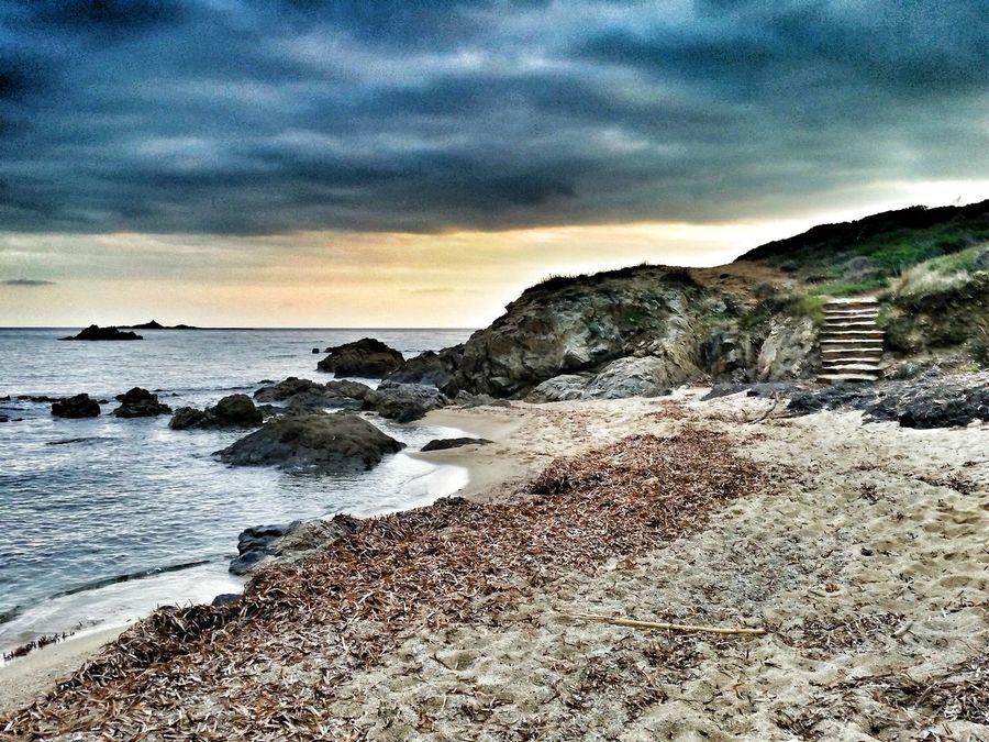 Provence Beach Saint Tropez Les Salins Sea
