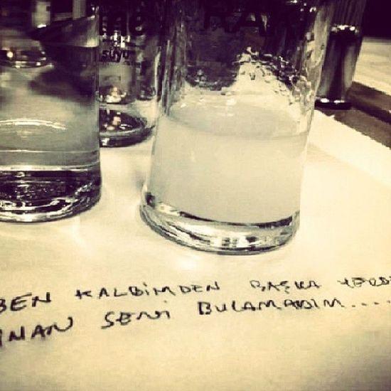Istanbul Rakı Efkar Benkalbimdenbaskayerde huzur muzik