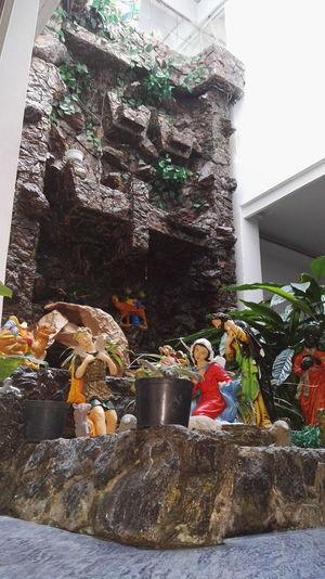Reyes Magos Mural Piedra_parada PiedrasNegras Plants 🌱 Image Nacimiento Navidad Pesebre Reyes Camino Rocas