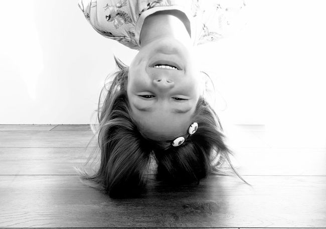 She turned my world up side down. Firstborn My Girl Eldest Child Treasure Happy Birthday Baby