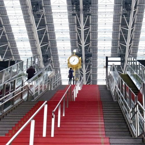 Architecture Streetphotography Osaka Station Stairways
