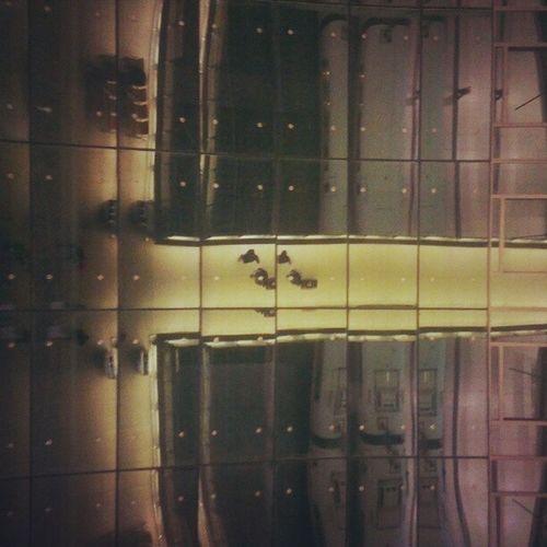 Wo bin ich? #Fernbahnhof #FFM Ffm Fernbahnhof