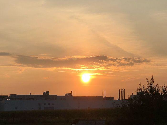 Sunrise - no