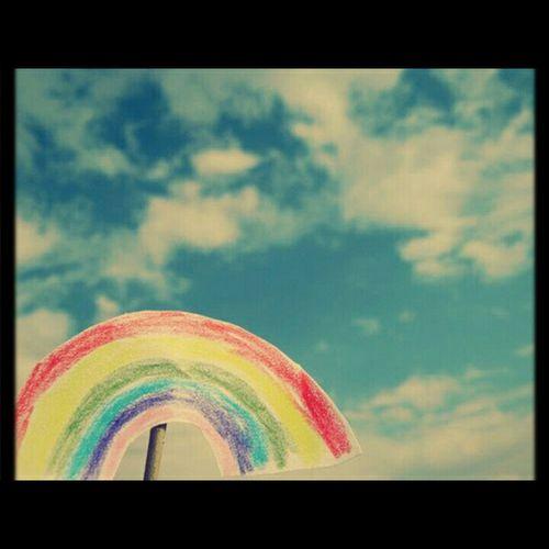 i love a rainbow ?