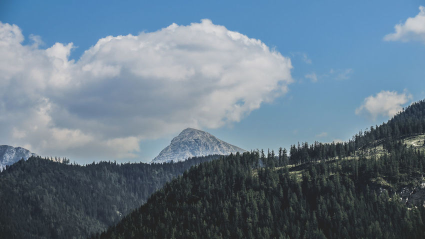 CLouds gather over a mountain top in Germany Alpine Mountain View Nature Nature Photography Alps Beauty In Nature Cloud - Sky Day Germany High Landscape Mountain Mountain Range Mountains Mountains And Sky Nature Nature_collection Naturelovers No People Outdoors Peak Range Scenics Sky Snow