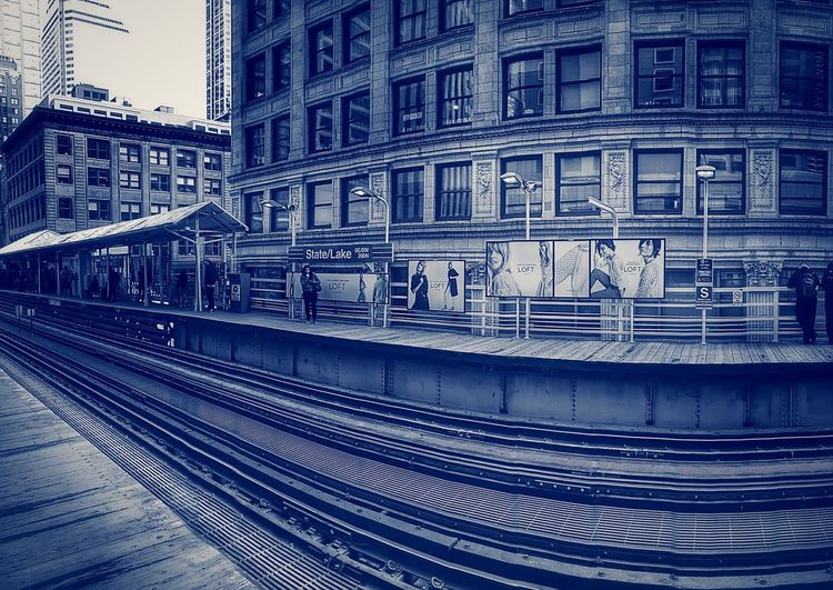 Life is good, but love is better. Hanging Out Cobalt Blue By Motorola RePicture Travel EyeEm Best Edits Monochrome Architecture Train