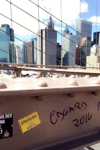 Brooklyn Bridge / New York Offenbacher Sind überall 🤔🌎