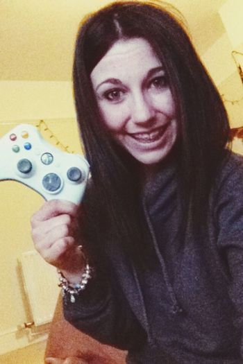 Xbox time ? Xbox Girl Hello World That's Me