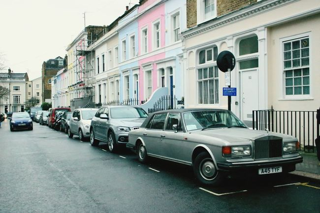 Portobello Road London Rollsroyce British First Eyeem Photo