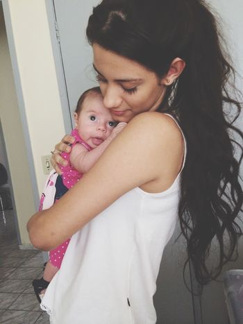 ? The Best Smell Ever Cute Beautiful Lovely Baby Girl