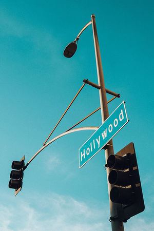 Street Name Sign Directional Sign Information Signboard Traffic Arrow Sign Stoplight Information Sign