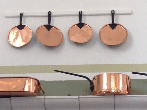Copper Pans series