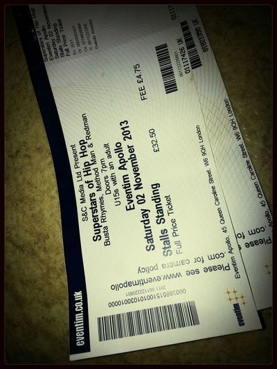 gonna be one to remember :-D Method Man Hip Hip Redman Busta Rhymes Woohaa!!!