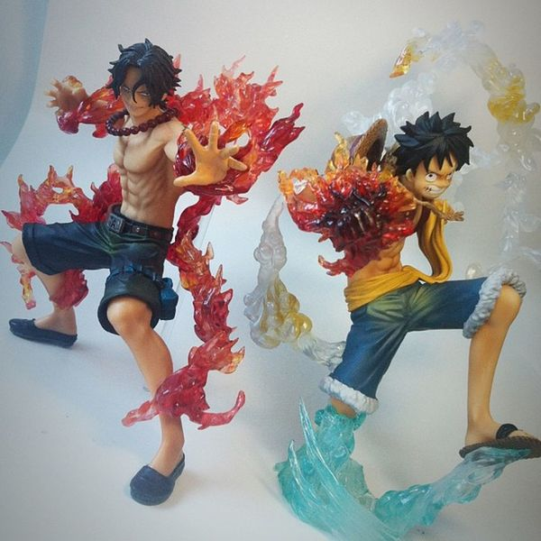 Brother Ace Luffy OnePiece