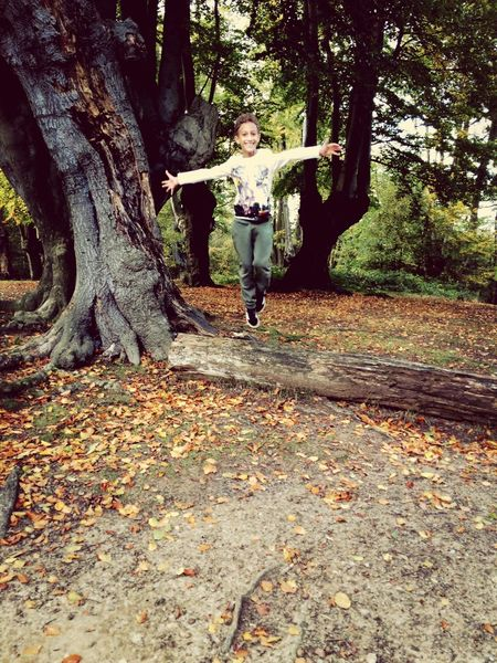 Peter pan! ? Eppingforest Jump Nature Check This Out