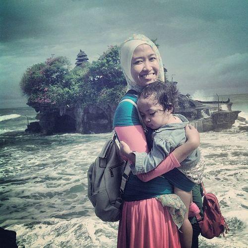 Tanahlot Bali Holiday INDONESIA Babies
