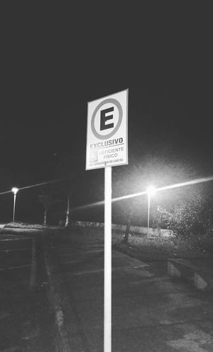 Road Sign Information Warning No Parking Sign