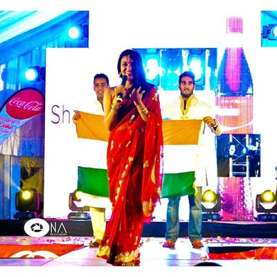 @pri_308 representing the Indian nation @usiuafrica CultureWeek2015