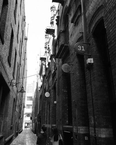Taking a stroll through Melbourne.... Architecture Architecture_bw Australia Black And White Blackandwhite Blackandwhite Photography City City Walk Laneway Melbourne Melbourne Laneways Walking Walking Around