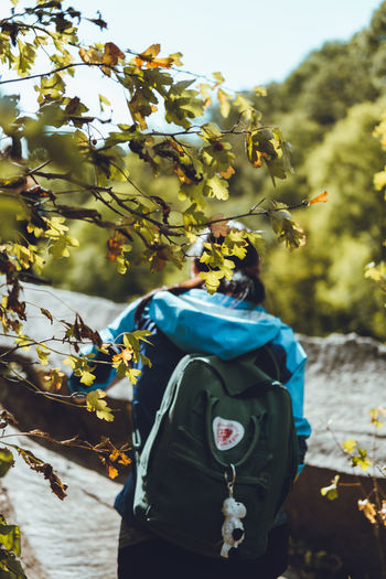 Adventure Buddies Backpacking Camping Fall Colors Hiking Perspectives On Nature Adventure Adventure Time Backpack Backpacker Fall Leaves Nature_collection Outdoors Portrait