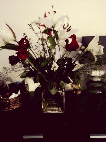 St Valentine's Merci Bébé ♥ L'amour !!! Loooove ♥♡♥