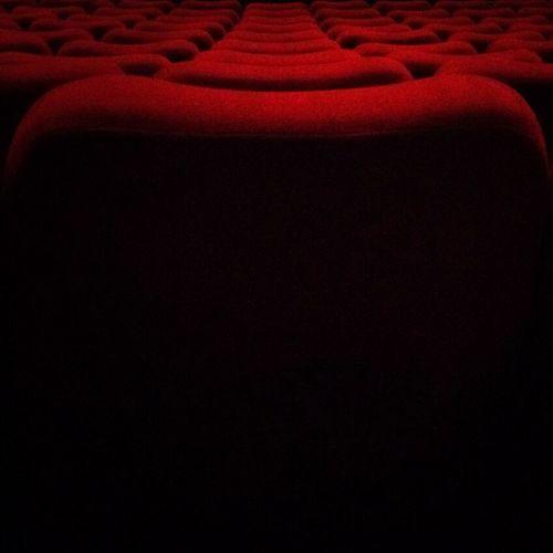 Cinema Vanishing Point Empty Seats Symmetrical Cinema In Your Life