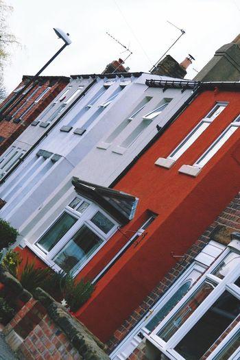 Homes House Houses Street English England England🇬🇧 England, UK Colours Colors Coloured Houses Coloured House