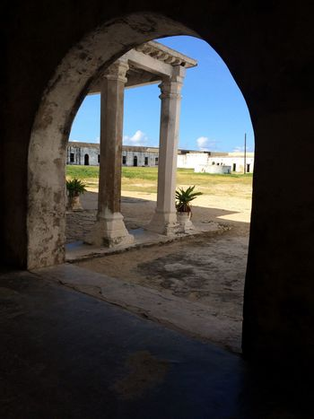 Ilha De Moçambique Architecture History Place Fort No Filter, No Edit, Just Photography No People Light And Shadow Sunday Africa