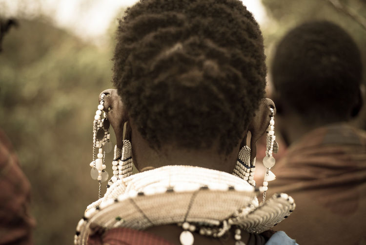 tribal culture The Week on EyeE Tribal Clothes Tribal Clothing Tribal Tribal Art Behind The Scene Tribal Culture Rear View Jwellery African Tribe AFRICAN CULTURE Maasai African Beauty Tanzania No Face Nomadiclife NOMAD Tribal Jewellery