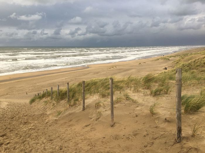 Land Sea Beach