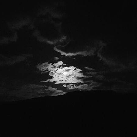 First Eyeem Photo Moonlight Moon Sky Sky And Clouds Skyporn Luna Chiarodiluna Sicily Sicilia Italia Italy