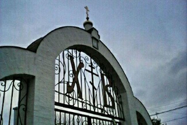Eyeem Monuments EyeEm Best Edits Eye4photography  EyeEm Collage EyeEm Best Shots ворота Церковь религия Religion Zolotivorota