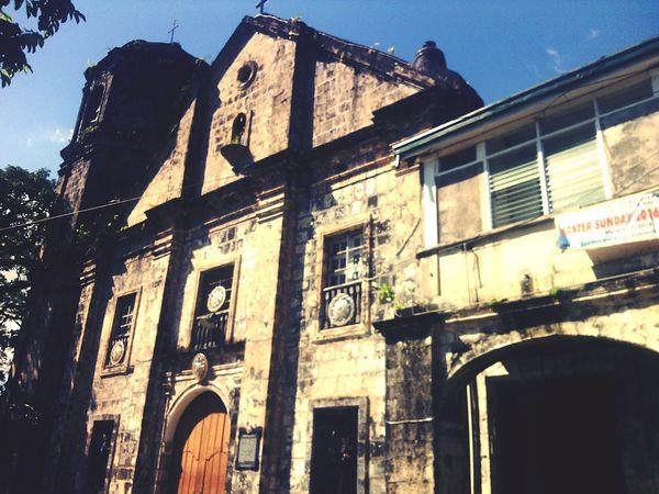 Old Church CamaligAlbay Camalig Faith Architecture