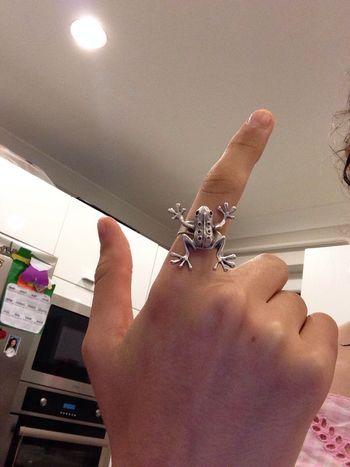 My Ring Cute♡ My Art <3