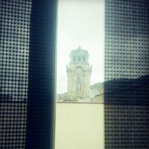 Detrás de mi ventana. Pachuquita Reloj OSOM Godínez