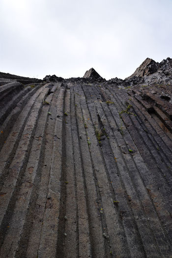 Porto Santo Agriculture Basalt Basalt Columns Basalt Rock Beauty In Nature Day Geological Geological Formation Geological Landscape Geology Nature No People Outdoors Porto Santo Island Rural Scene Sky Volcanic  Volcanic Landscape Volcanic Rock Perspectives On Nature