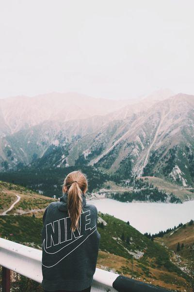 EyeEm VSCO Livefolk Friend Letsgosomewhere Mountains Adventure Girl Portrait Atmospheric Mood TakeoverContrast