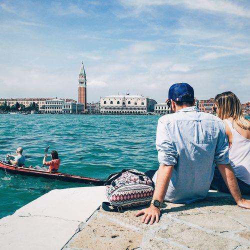 San Giorgio Maggiore NEM VSCO Submissions AMPt - Street NEM Street NEM Submissions NEM GoodKarma The Street Photographer - 2015 EyeEm Awards The Tourist Blue Wave
