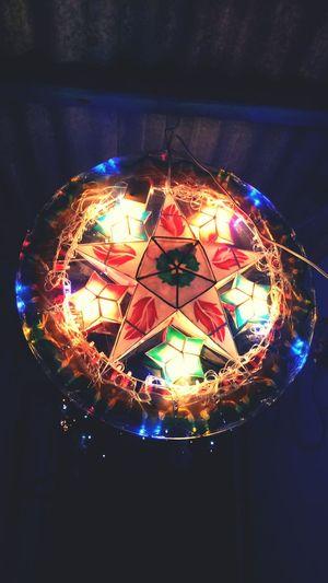 ChristmasEVe Philippines ❤️ Xmaslantern Night Eve