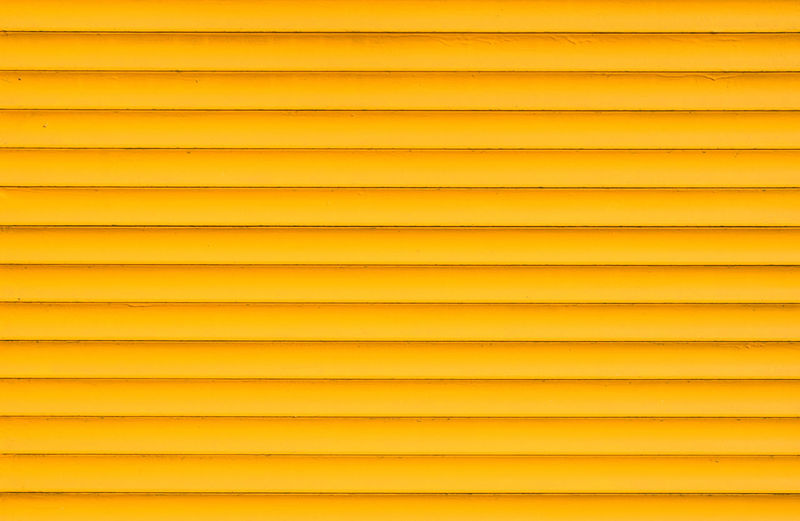 Yellow painted vivid horizontal metal window safety roller shutter blinds background Paint The Town Yellow Horizontal Industrial Lines Painted Roller Roller Blind Vivid Backgrounds Blinds Close-up Color Door Full Frame Garage Geometry Indoors  Pattern Rollerblinds Safety Shutter Textured  Window Window Blinds Yellow The Graphic City