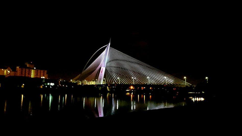 Battle Of The Cities bridge night