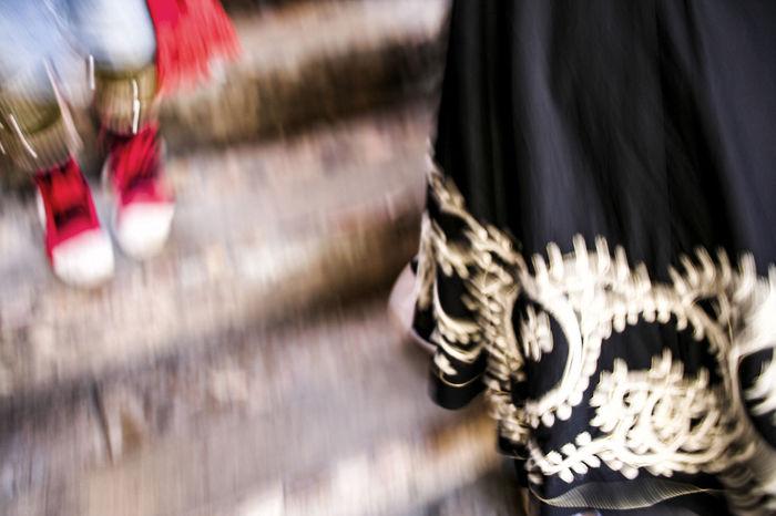 Sardana 01 Espadrilles  Black Dance Dancer Dancers Footwear Mediterranean Culture Mediterranean Life Mediterranean Lifestyle Needlework Red Red Color Sardana Skirt Spanish Dance Spanish Dancer Traditional Clothing Traditional Costume Traditional Culture Traditional Dancer Traditional Dancers