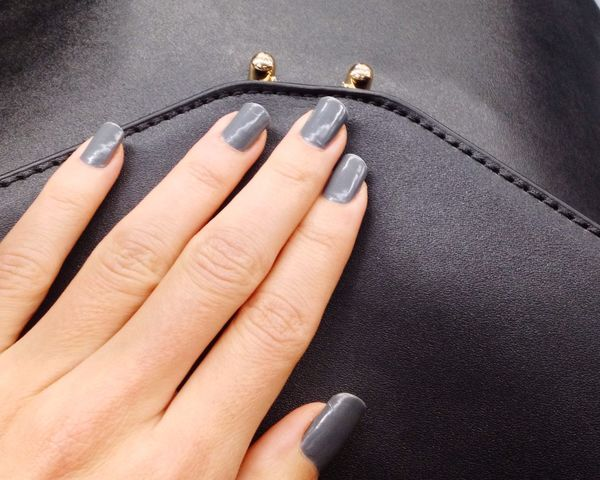 Blackandgray Human Hand Human Body Part Human Finger Fashion Close-up Fingernail Adult Women Manicure Be. Ready. EyeEmNewHere EyeEmNewHere Be. Ready. Fashion Stories Shades Of Winter This Is My Skin