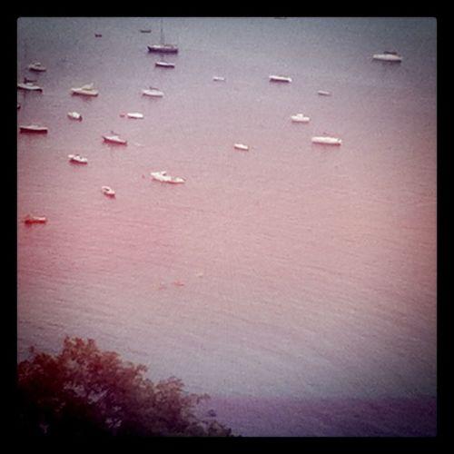 La mar en calma