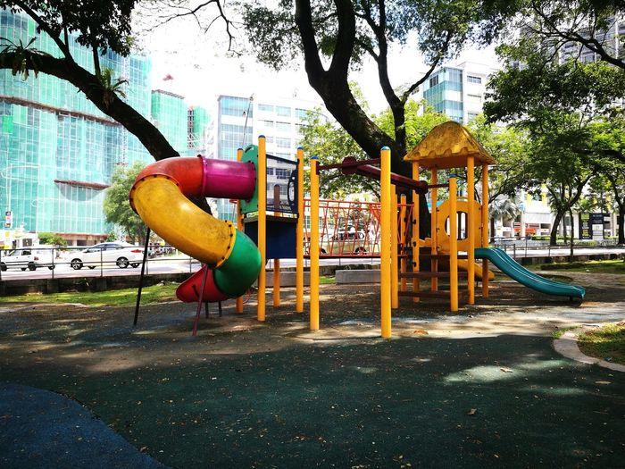 First Eyeem Photo EyeEmNewHere Playground Outdoor Photography No Children Playing