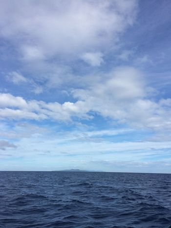 Sea Water Scenics Tranquility Idyllic Nature Tranquil Scene Beauty In Nature Cloud - Sky Sky Horizon Over Water Outdoors Day Sailboat Traveling Travel Photography Traveldiaries Homebound Home