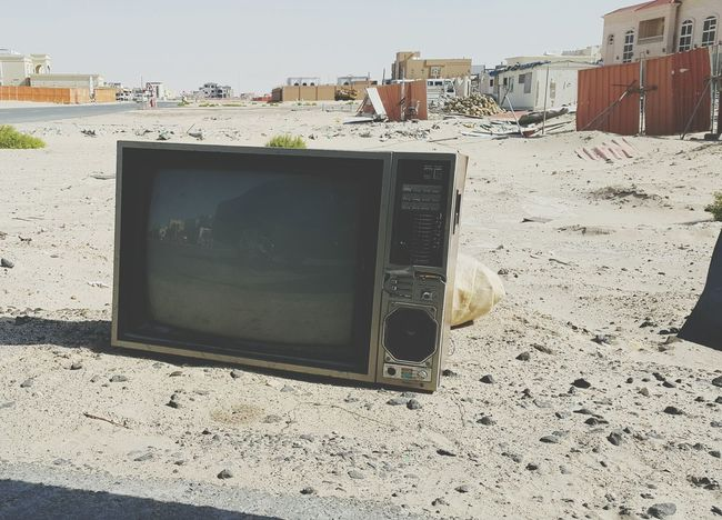Tv Old Abudhabi UAE