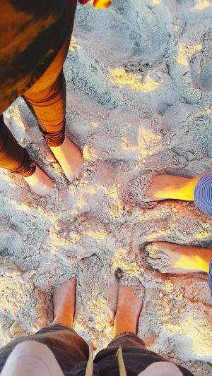 RePicture Friendship Beachphotography Enjoying The Sun Relaxing Sea Sunshine First Eyeem Photo