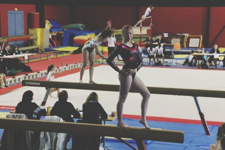 Gymnastic Addict My Passi