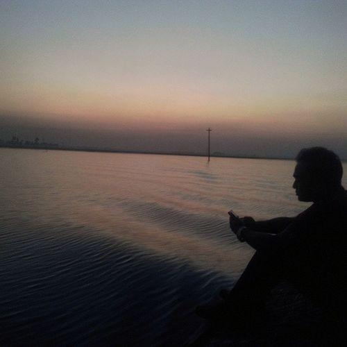 মনে আর নাই রে... Sunset CholonBil Nofilter Water
